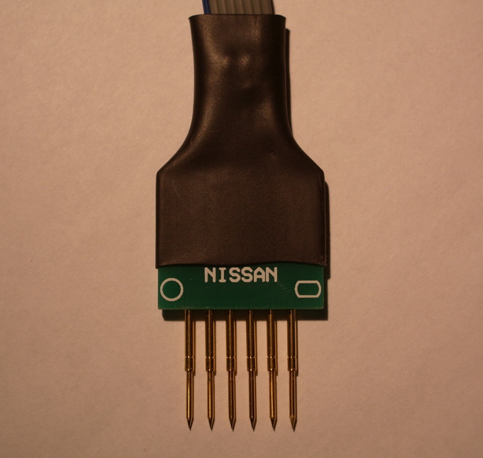 NISSAN Pogo Connector